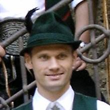 Theaterleiter Richard Schwarzenbeck