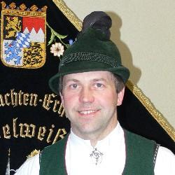 Theaterleiter Georg Hanslmeier