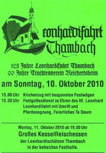 Leonhardigruppe Hannes Wilhelm