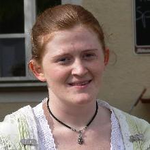 Jugendleiterin Sabine Nußreiner